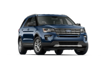 Ford Explorer or Similar