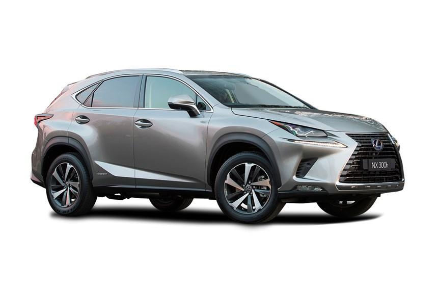 lexus nx300h hybrid - ventures car and truck rentals toronto